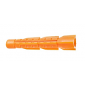 Дюбель оранжевый 6х40 мм., 1000 шт.