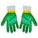 Перчатки х/б обливные