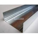 Профиль для гипсокартона ПН 100х40х0,6 мм.