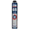 Монтажная пена Титан 65 профи, 750 мл.