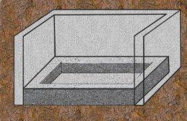 Простой способ спасти погреб или подвал от постоянного затопления.
