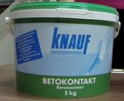 Бетоноконтакт Кнауф
